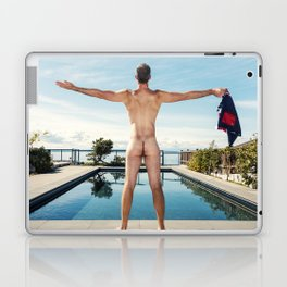 Freedom In Summer Laptop & iPad Skin