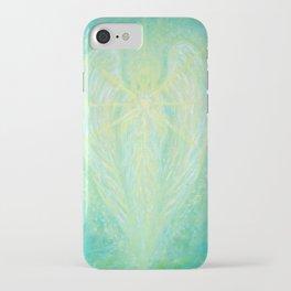 The Archangel Raphael - Angel of Healing iPhone Case