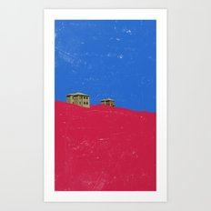 lost place-1 Art Print