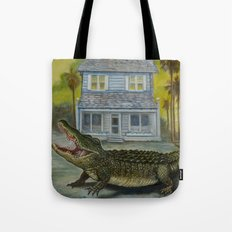 The Barker House Tote Bag
