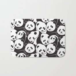 Pandamic Bath Mat