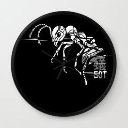 AriBOT Wall Clock