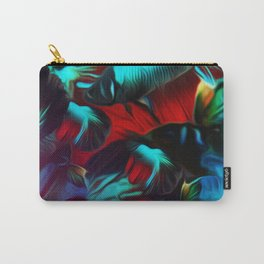 Splendens Red Carry-All Pouch
