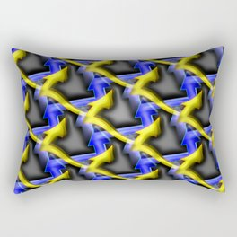 Colorandblack serie 47 Rectangular Pillow