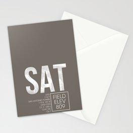 SAT Stationery Cards