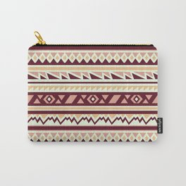pattern tribal triangle Carry-All Pouch
