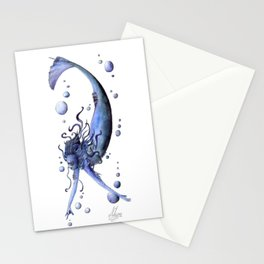 Mermaid 22 Stationery Cards
