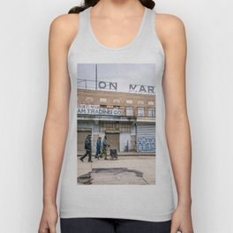 We Run These Streets Unisex Tank Top