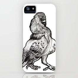 Trash Bird iPhone Case