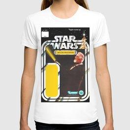 Ben (Obi-Wan) Kenobi Vintage Action Figure Card T-shirt