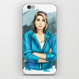 Allie iPhone Skin