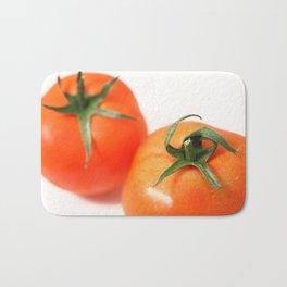 Two tomatoes Bath Mat