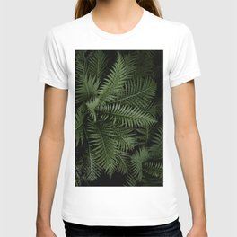 Tropical leaves 02 T-shirt