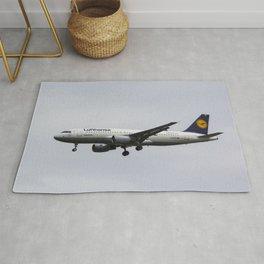 Lufthansa Airbus A320 Rug