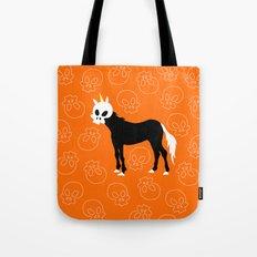 Skullhead Unicorn Tote Bag