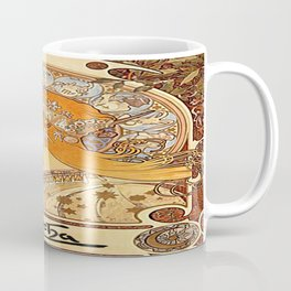 Vintage poster - Zodiac Coffee Mug
