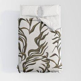 Drifting Seaweed Comforters