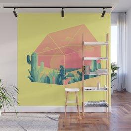 Terrarium Wall Mural