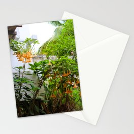 Dreamy Mexican Trumpets Stationery Cards