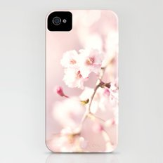 SWEET PINK BLOSSOMS iPhone (4, 4s) Slim Case
