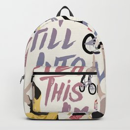 still into you Backpack