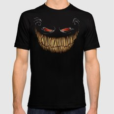 The London Prowler 7 Mens Fitted Tee MEDIUM Black