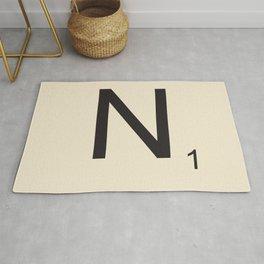 Scrabble N Rug