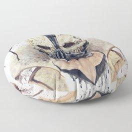 Bane Skull Floor Pillow