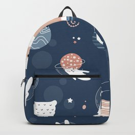 universe animals Backpack