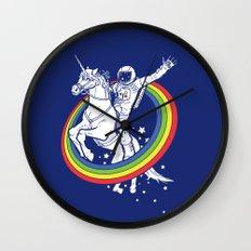 Epic Combo #23 Wall Clock