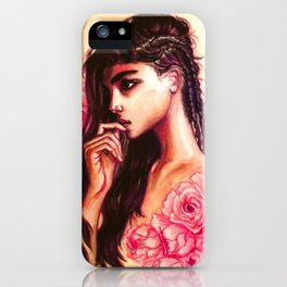 Persephone iPhone Case