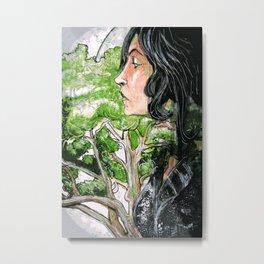 The Fruit Salad Tree Metal Print