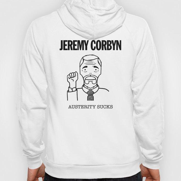 Jeremy Corbyn Austerity Sucks Hoody