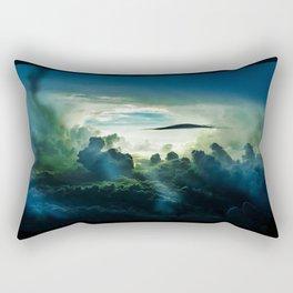 I Want To Believe Rectangular Pillow