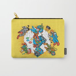 When Clown Cars Explode Carry-All Pouch