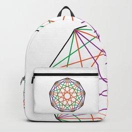 Nonagon Triad Backpack