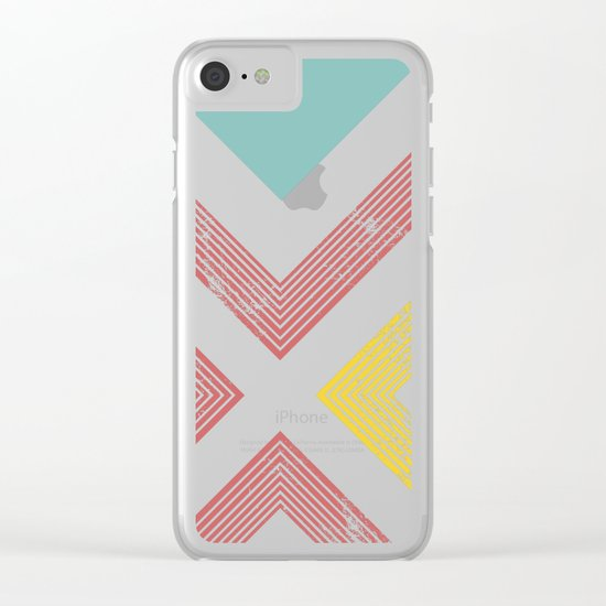 STRPS Clear iPhone Case