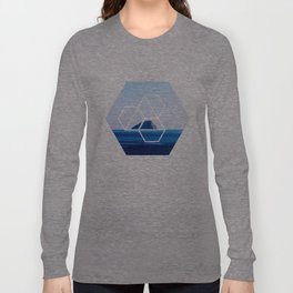 Abstract Long Sleeve T-shirt
