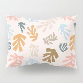Seaweeds and sand Pillow Sham