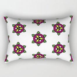 Floral 13 Rectangular Pillow