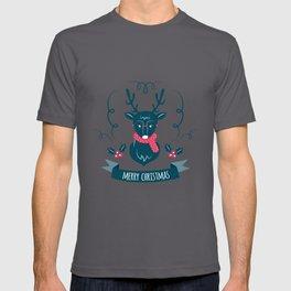 Deer Christmas T-shirt