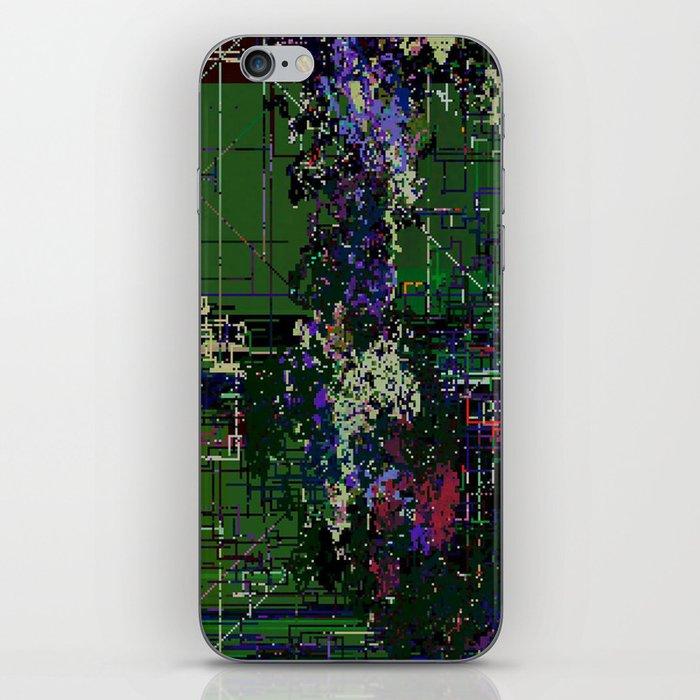 8bit fool iPhone Skin