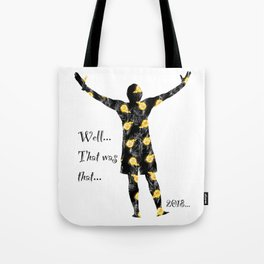 That was That 2. Tote Bag