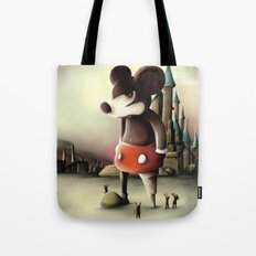 Mickey's Kingdom Tote Bag