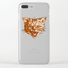 Sylvester the Cat Clear iPhone Case