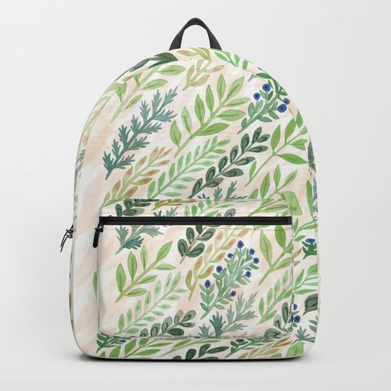 September Leaves Backpack