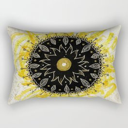 Total Solar Eclipse Rectangular Pillow