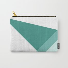 Triangles No6 Carry-All Pouch