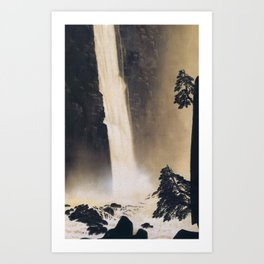 Morning in Ueno Art Print
