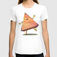 pyramid T-shirts featuring Pyramid by Pumpkin Snipes
